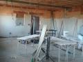 výstavba zbrojnice 2